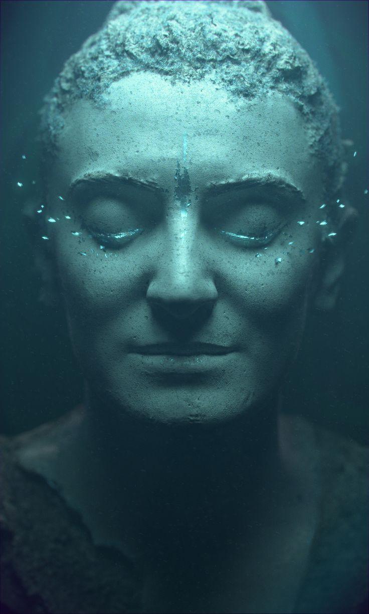 Seyyal - portrait by Jean-Michel Bihorel   Portrait   3D   CGSociety