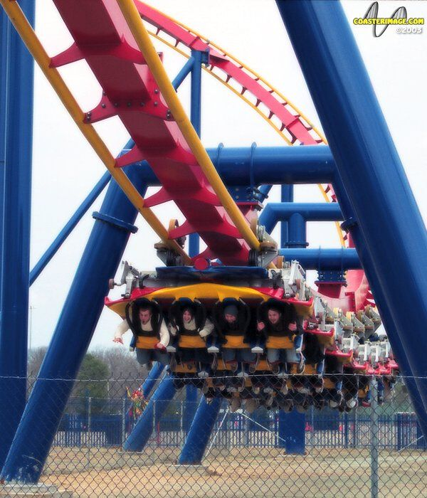 Superman Ultimate Flight photo from Six Flags Great Adventure, NJ
