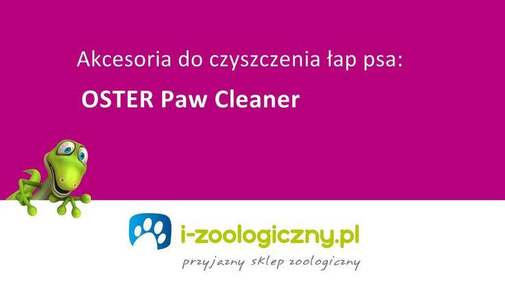 OSTER Paw Cleaner - zestaw 5w1 do czyszczenia psich łap