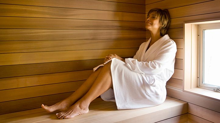 Daily dry saunas can lower risk of sudden and coronary artery disease related death, a new study shows. Find out what's behind the heart health benefits.
