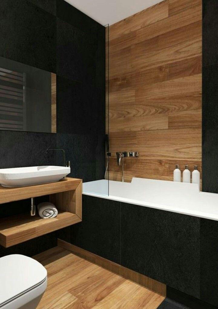 Badezimmerideen Idee Salle De Bain Salle De Bains Moderne