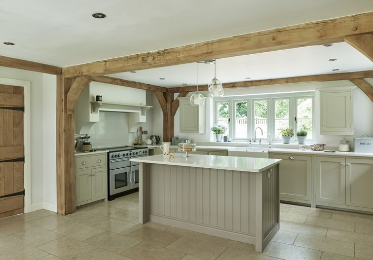 88 best Border Oak - Kitchens images on Pinterest | Border oak, Oak ...