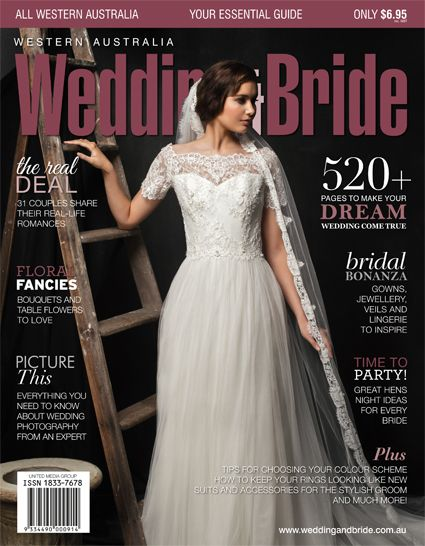 Western Australia Wedding & Bride issue 5