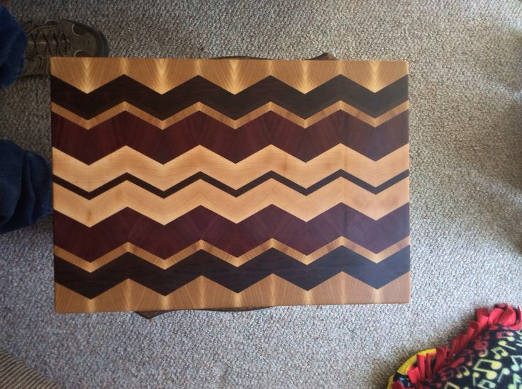 Another end grain cutting board