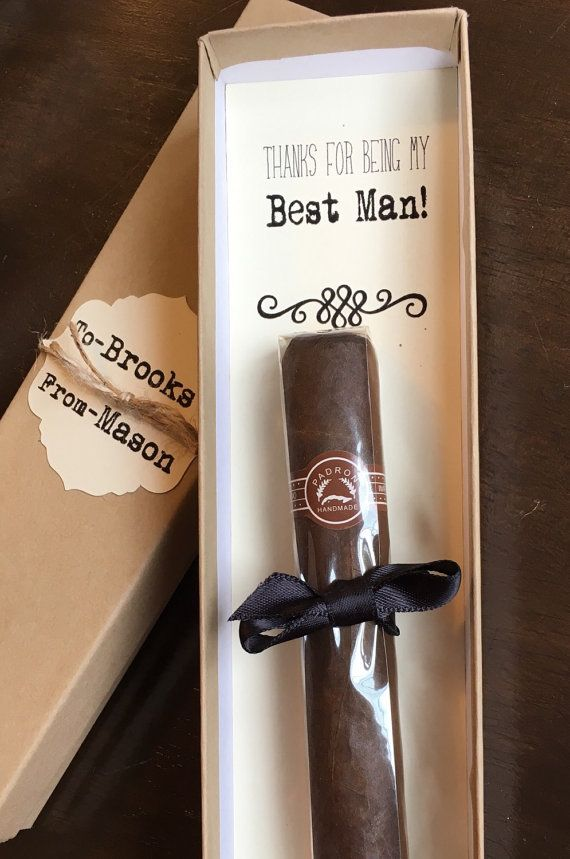 Groomsmen Cigar Box Will You Be My Groomsman Thanks For Being Best Man Father Of The Bride Groom Usher