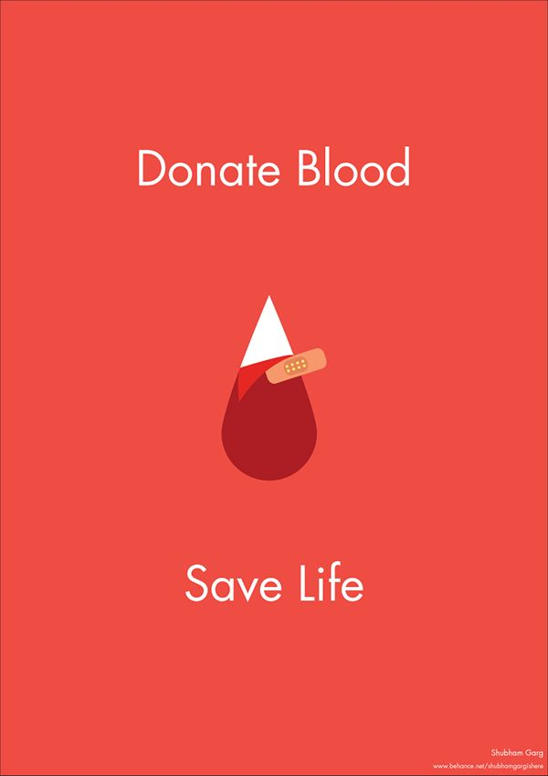Poster Designs for Blood Donation Camp