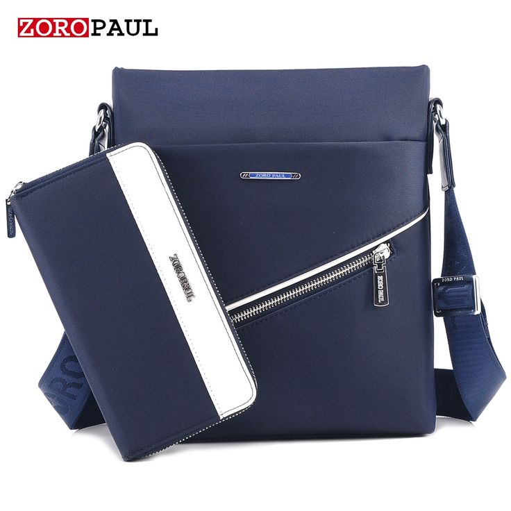 17.84$  Buy now - http://ali17i.shopchina.info/go.php?t=32788188695 - ZOROPAUL Casual Office Bags for Men Oxford Designer Handbags Men's Messenger Bags Male Black Crossbody Fashion Shoulder Man Bag  #buymethat