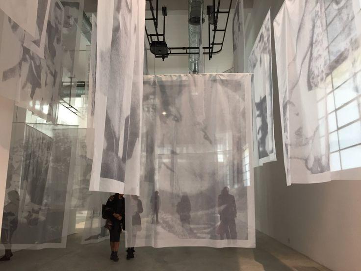 Christian Boltanksi: Dopo, exhibition view at Fondazione Merz, Turin, 2015. Photo: Elena Scarpa. © My Art Guides