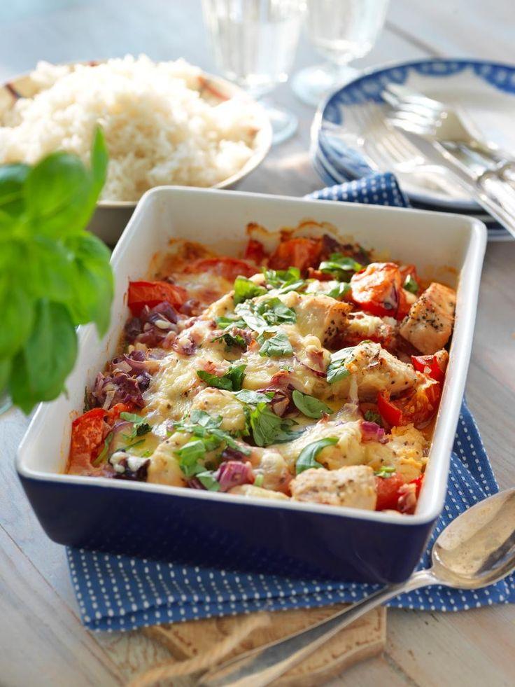 6 snabba middagar – max 5 ingredienser