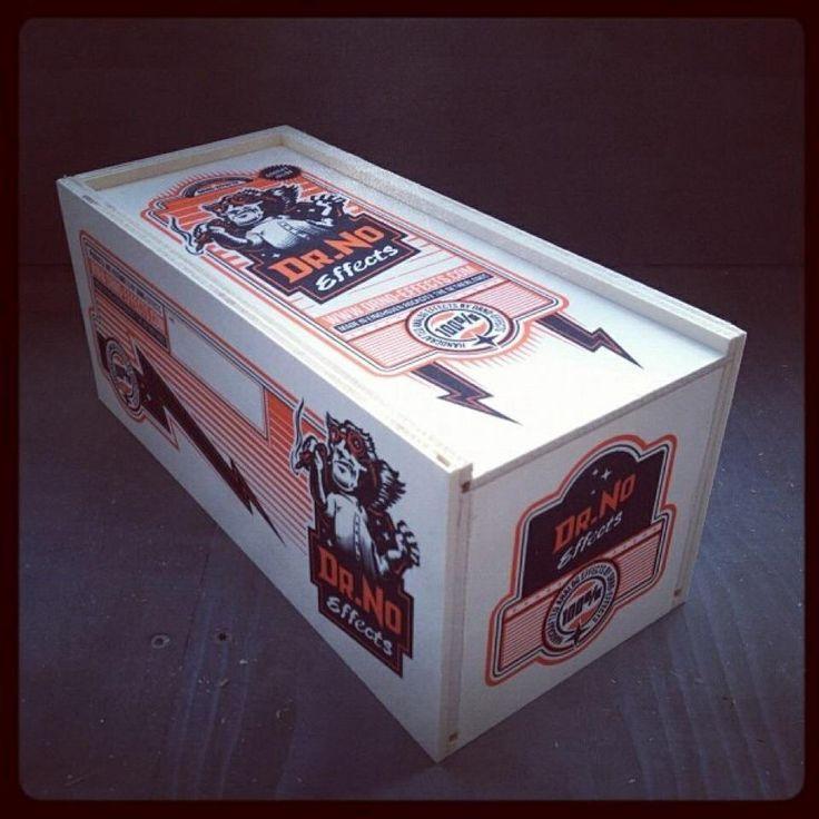 FFF wooden box. All handmade!