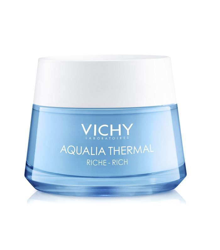 Vichy Aqualia Thermal Rich Face Cream Moisturizer In 2020 Moisturizer Cream Good Shampoo And Conditioner Eyelash Conditioner
