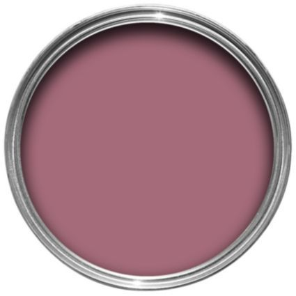 Dulux Once Raspberry Diva Matt Emulsion Paint 2.5L: Image 1