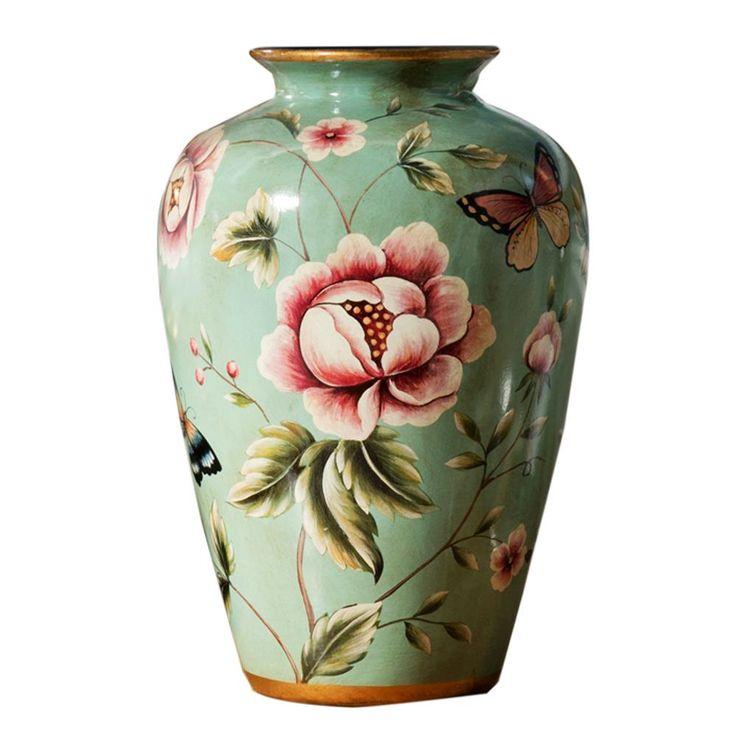464 best jarrones images on pinterest vases alibaba - Jarrones de ceramica ...