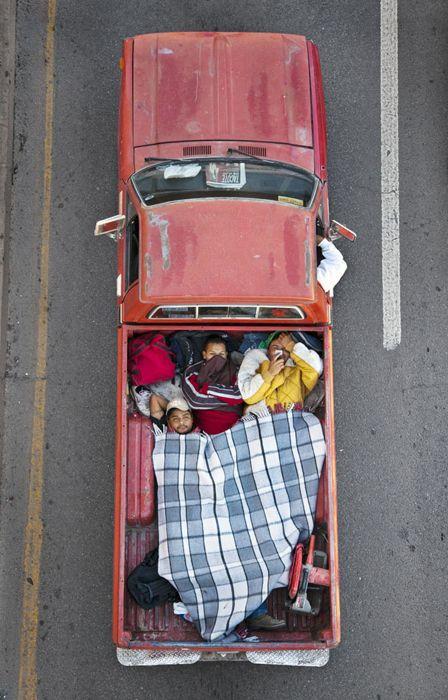 Alejandro Cartagena - Car Poolers