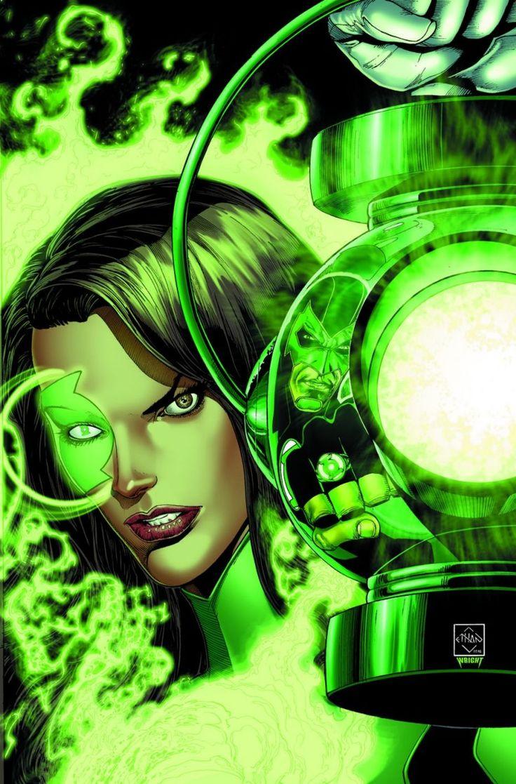 Is Jessica Cruz, Not Hal Jordan, DC's New Green Lantern? - moviepilot.com