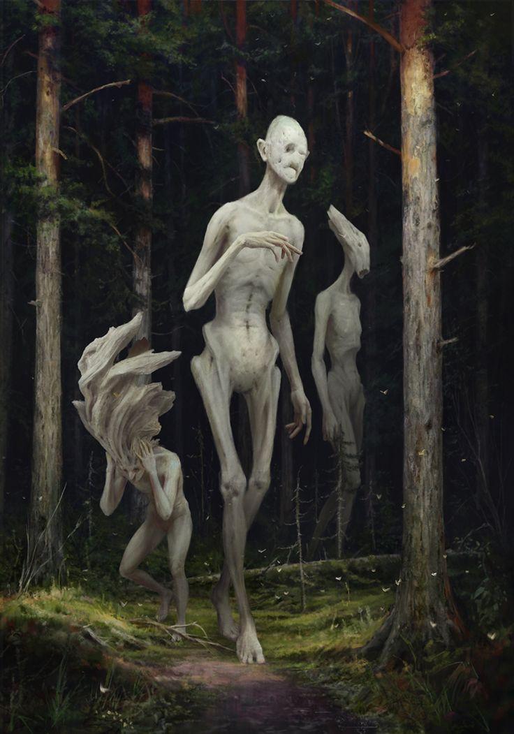 Spirits by Sergey-Averkin