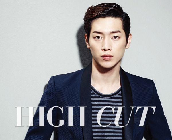 Seo Kang Joon - High Cut Magazine Vol.128