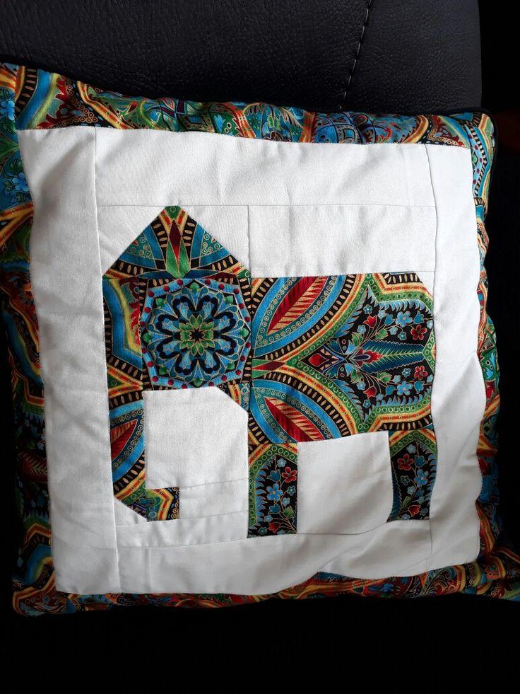 Mum's elephant pillow