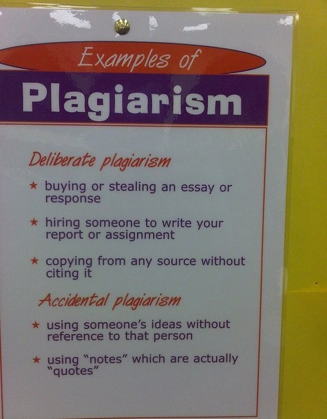 plagiarism in online education essay example Online education essays: one example of a class that is better online rather than face to face is sociology order plagiarism free custom written essay.