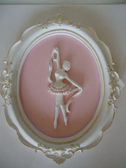Decoração Quarto Bailarina