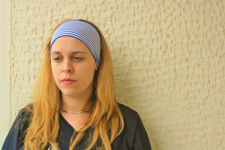 headband made by AKUGI  https://www.facebook.com/akugi.etsy/