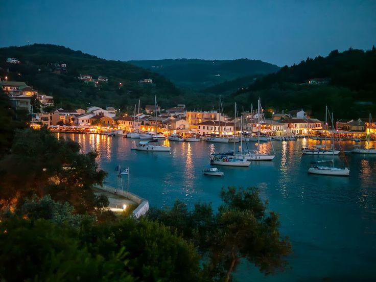 Elena Papa - Google+ - elena papa - Lakka, in island Paxos greece