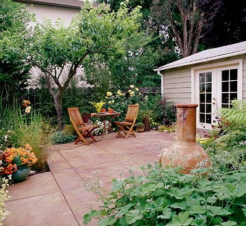 Backyard Concrete Patio Ideas colored concrete quality living landscape san marcos ca Patio Materials And Designs Stained Concrete Patiosconcrete