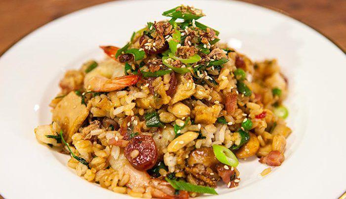 Adrian's Fried Rice
