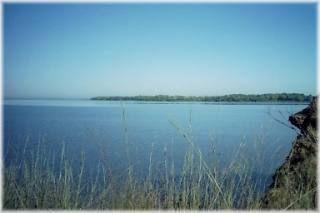 Great Salt Plains Lake, Oklahoma