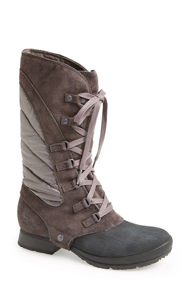 A SERIOUS boot for the winter - waterproof, insulated AND CUTE!!! @