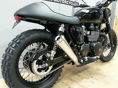 2014 Triumph Bonneville T 100 (865) for sale in Shipley, West Yorkshire, Uk - Usedmotors4sale.co.uk