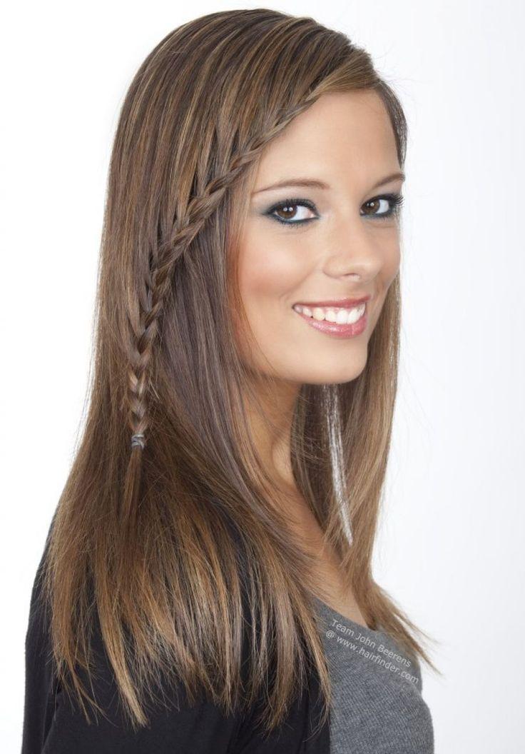 Astonishing 1000 Images About Long Hairstyles On Pinterest Short Hairstyles Gunalazisus