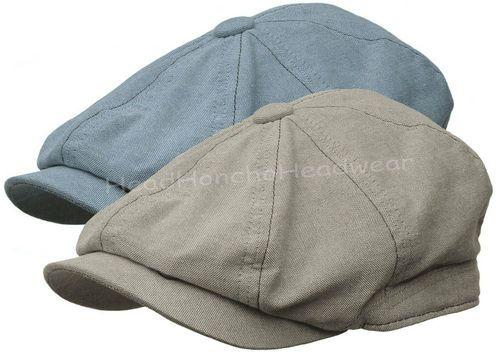 Stetson Textured 100 Cotton Gatsby Cap Men Newsboy Ivy Hat Golf Driving Cabbie   eBay