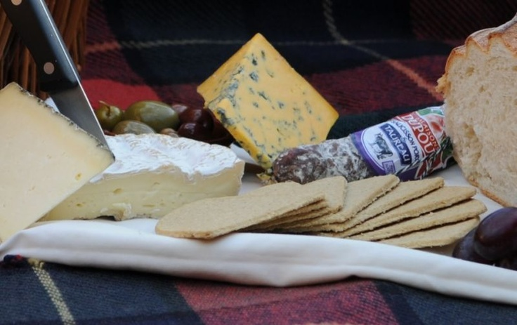 Cambridge Cheese Company Picnics available from £12 per person.