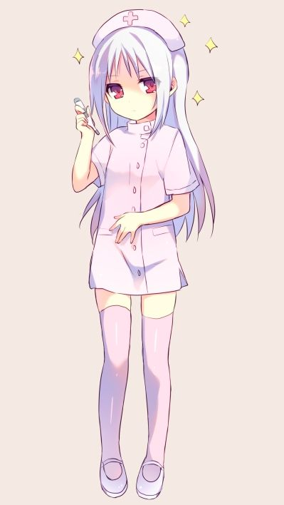 Tags: Anime, Nurse Outfit, K Project, Poooka, Kushina Anna