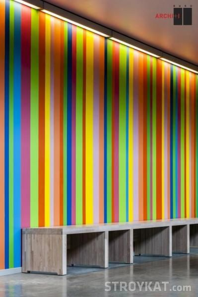 Стены для детского творчества - Дизайн интерьера - Архитектура, дизайн жилья