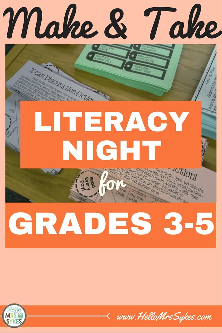 106 Best Site Literacy Images On Pinterest Activities For Kids Solid State Relay Golink Make And Take Grades Are Minimal Prep Just Print Copy Go Link To Freebie In