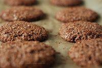 Moje Dietetyczne Fanaberie: O błonniku i ciasteczkach z otrębów