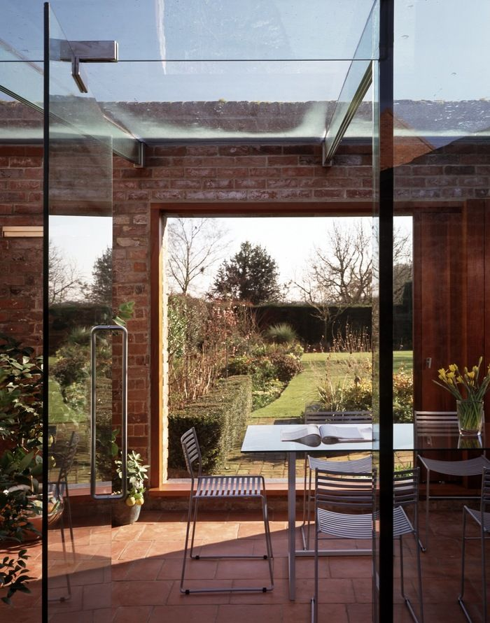 Inspired @Design_for_Me  Orangery by DSDHA #architecture  http://www.dsdha.co.uk/projects/526fd5d3a7eb4a000200005f/Plovers-Hill-Orangery