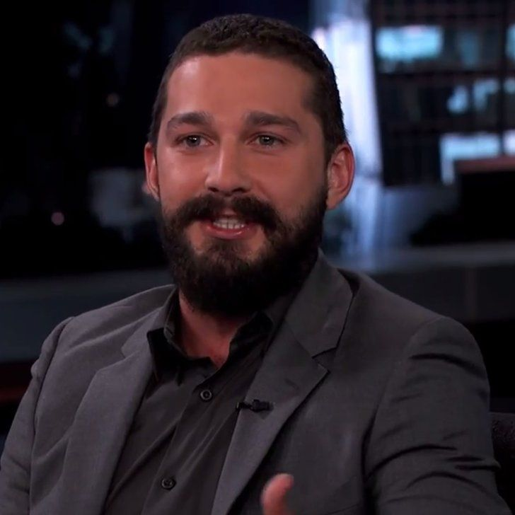 Pin for Later: Shia LaBeouf's Explanation of His NYC Arrest Might Make You Like Him Again