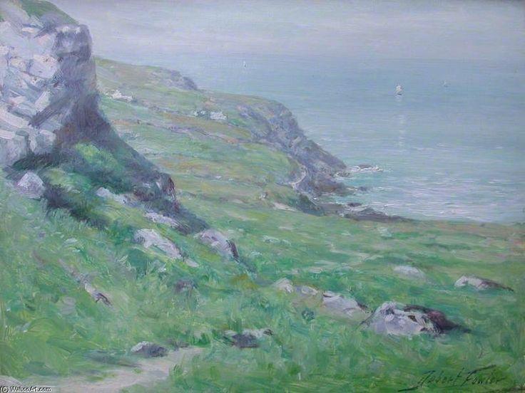 Grande-Ormes Head, Llandudno, Conway de Robert Fowler (1853-1926, United Kingdom)