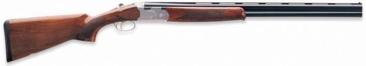Beretta 12 gauge shotgun.  Great for those pesky coyotes.