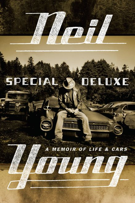 SPECIAL DELUXE by Neil Young -- An unforgettable amalgam of memories, artwork, and political ponderings from one of the most genuine and enigmatic artists of our time.