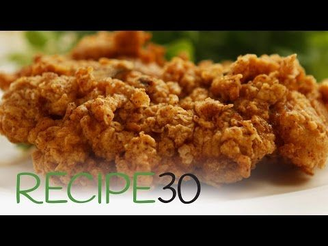 Fried Chicken Paprika – Easy Meals with Video Recipes by Chef Joel Mielle