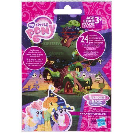 My Little Pony Friendship Is Magic Collection Blind Bags, Multicolor