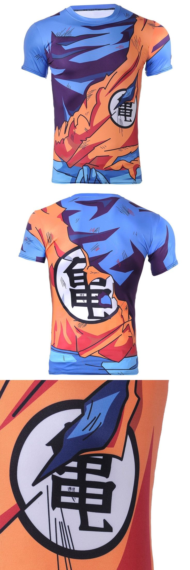 New Super Hero Printing 3D T-shirt Dragonball Character T-shirt Vegeta Kaka Ronaldo Meat Machine Turtle Immortals #3dprintermachine