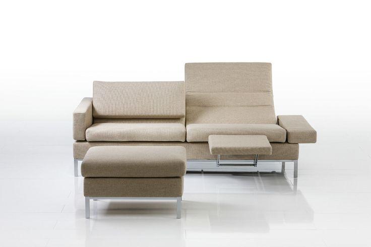sofa mit funktion tomo by br hl neu mit rechnung ebay. Black Bedroom Furniture Sets. Home Design Ideas