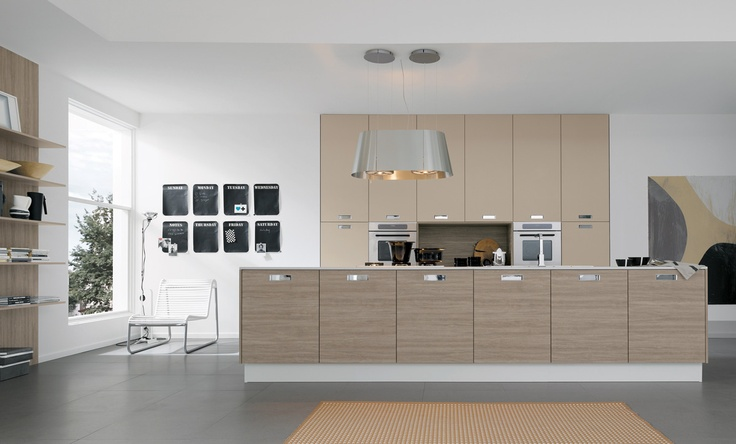 08 Contemporary kitchen VENUS by Zecchinon | Archisesto Chicago |