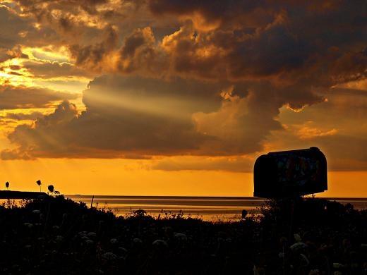 River John, Nova Scotia Sunset #specialmoments
