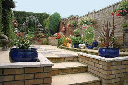 garden patio designs eBay Garden Ideas Pinterest Puutarhat